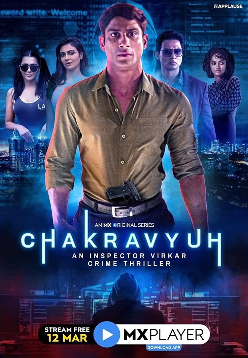 Chakravyuh An Inspector Virkar Crime Thriller 2021 S01 Hindi MX Original Complete Web Series 720p HDRip 1.6GB Download