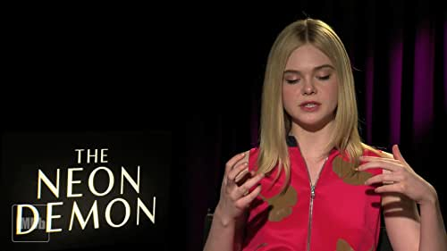 Elle Fanning on 'The Neon Demon'