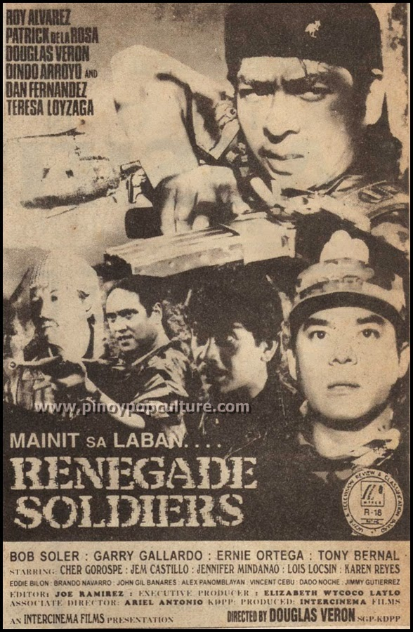 Mainit sa laban: Renegade Soldiers