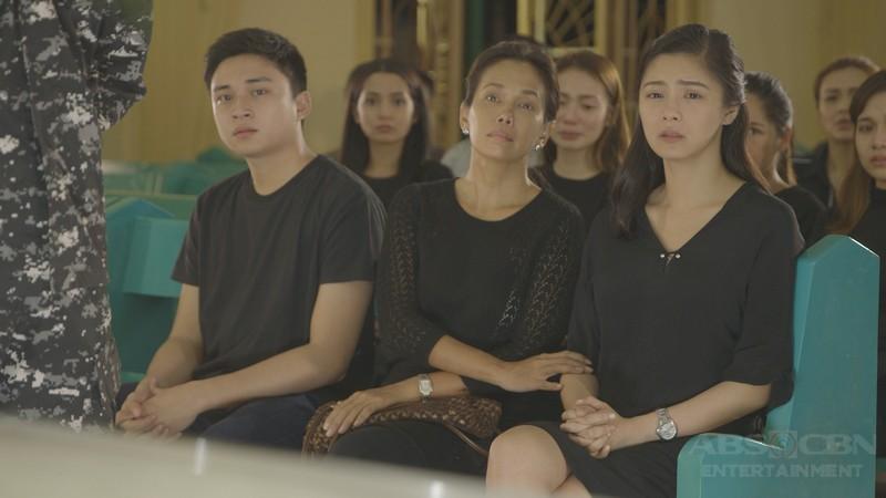 Kristel Fulgar, Kim Chiu, Ana Abad Santos, and Aiko Climaco in Maalaala mo kaya (1991)