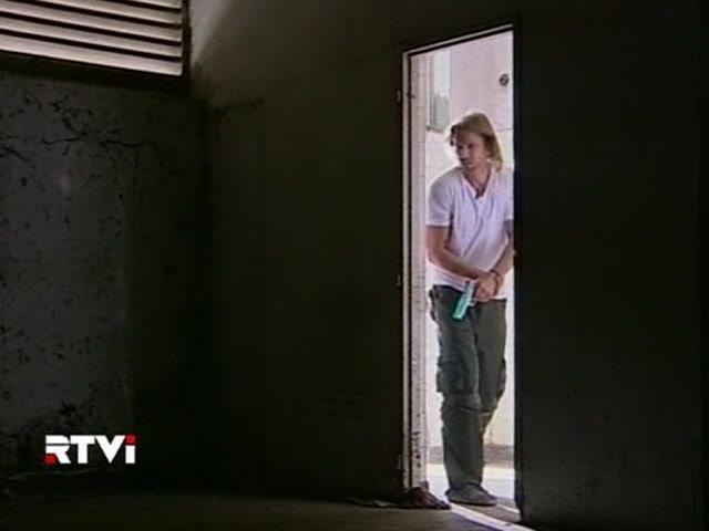 Facundo Arana in Vidas robadas (2008)