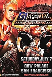 G1 Special in San Francisco Poster