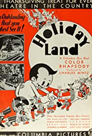 Holiday Land (1934) Poster - Movie Forum, Cast, Reviews