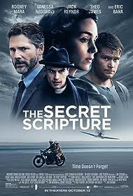 Eric Bana, Rooney Mara, Jack Reynor, and Theo James in The Secret Scripture (2016)