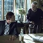 Philip Baker Hall and Greg Kinnear in Rake (2014)
