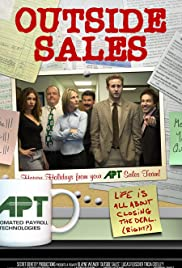 Outside Sales Poster