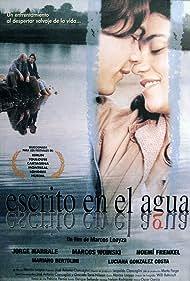 Mariano Bertolini and Luciana González Costa in Escrito en el agua (1998)