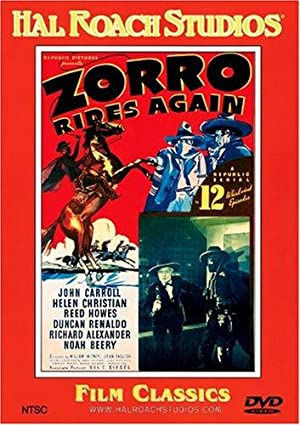 Where to stream Zorro Rides Again