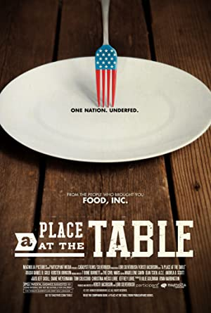 Where to stream A Place at the Table