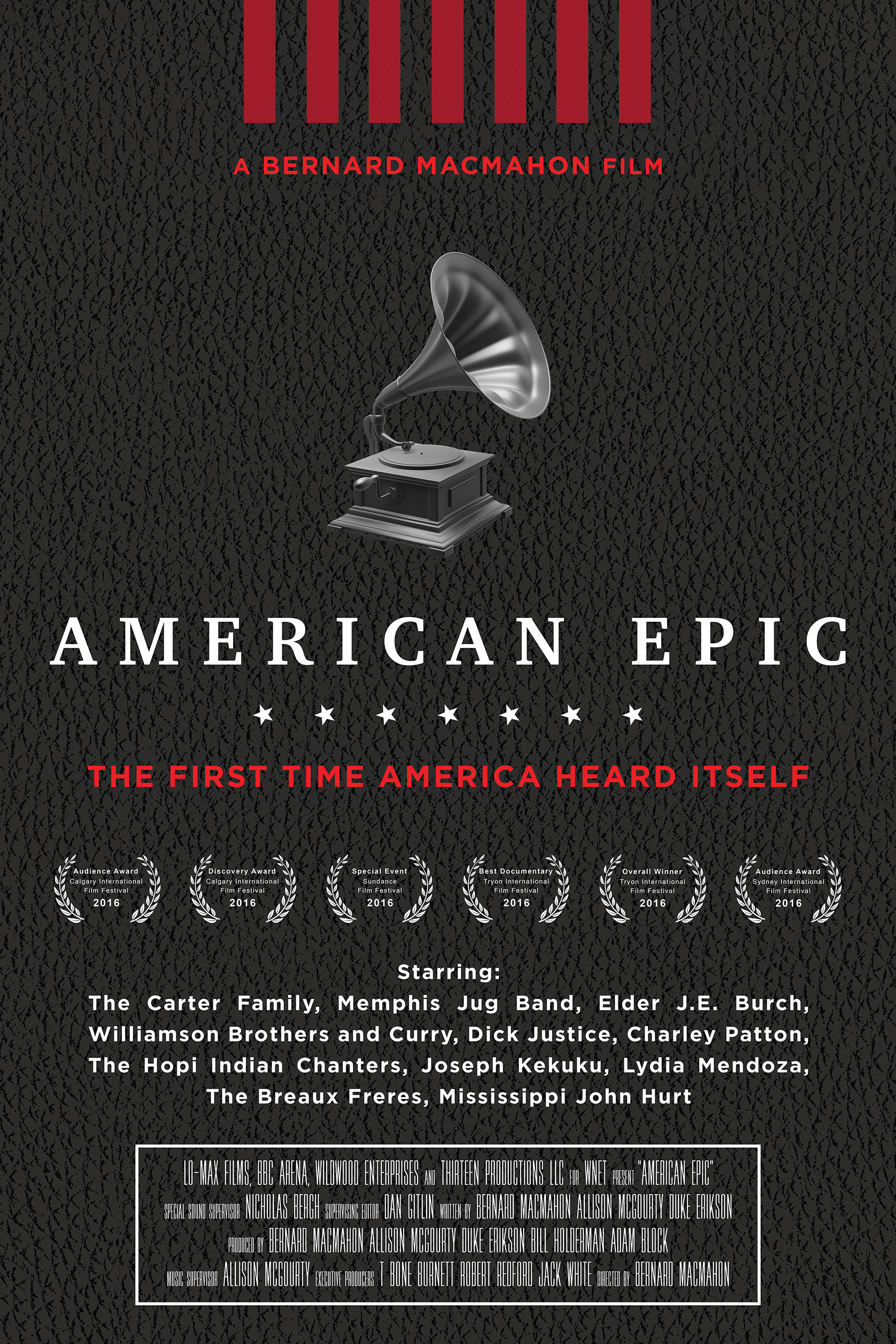 American Epic (TV Mini-Series 2015– ) - IMDb