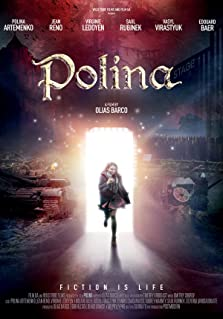Polina and the mystery of a film studio