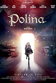 Polina and the mystery of a film studio Poster