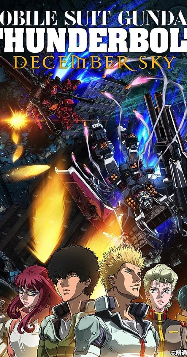 Mobile Suit Gundam Thunderbolt: December Sky (2016) Subtitles