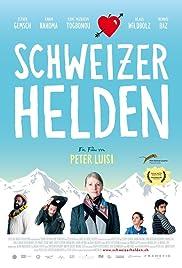 Schweizer Helden Poster