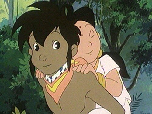 Janguru Bukku shônen Môguri (1989)