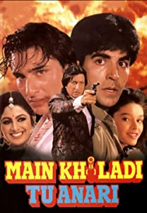 Main Khiladi Tu Anari full movie in hindi free download mp4