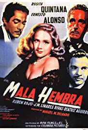 Mala Hembra 1950 Imdb