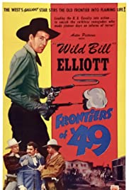 Frontiers of '49 Poster