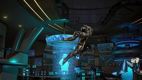 Marvel Vs Capcom: Infinite: Black Panter And Sigma DLC (Spanish)