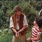 Jon-Erik Hexum and Meeno Peluce in Voyagers! (1982)