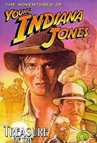Primary photo for The Adventures of Young Indiana Jones: Treasure of the Peacock's Eye