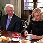 Donald Sutherland and Jill Clayburgh in Dirty Sexy Money (2007)
