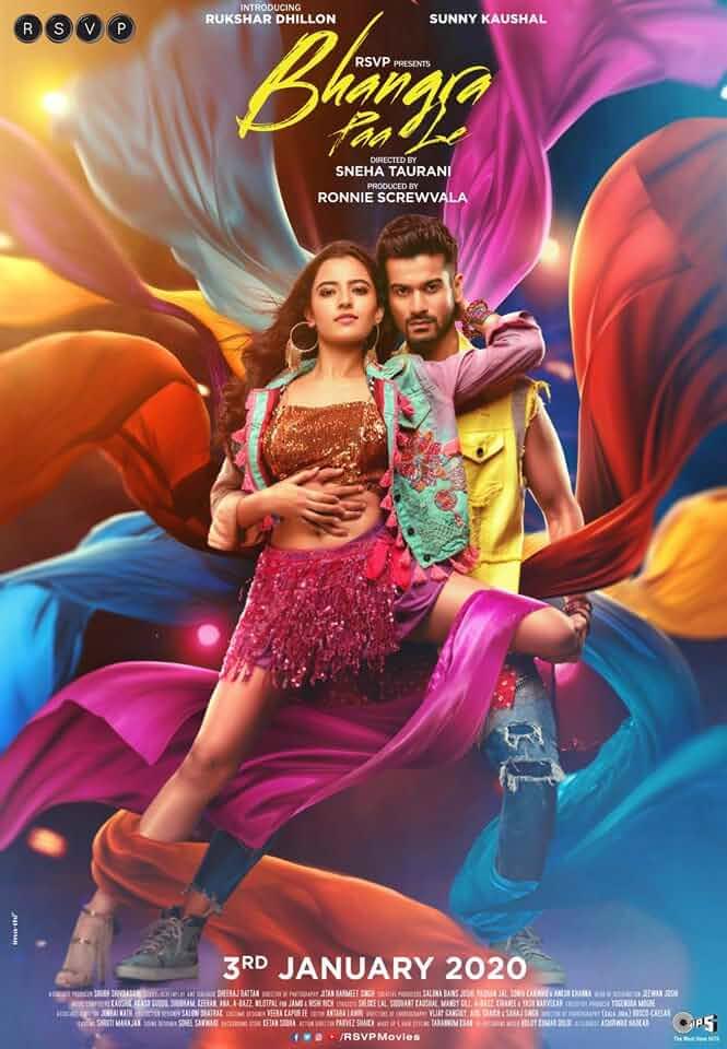 Bhangra Paa Le (2020) Hindi WEBRip 720p | 480p x264 AAC ESub
