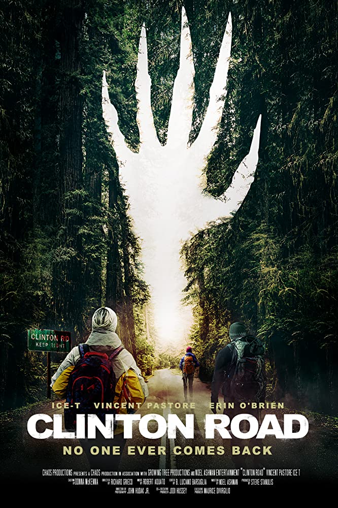 Clinton Road 2019 English Full Movie 720p HDRip 800MB  Download