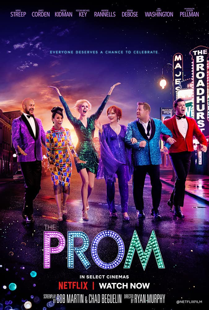 The Prom (2020) Hindi Dubbed
