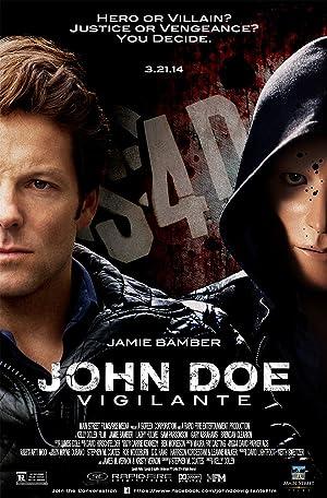 Where to stream John Doe: Vigilante