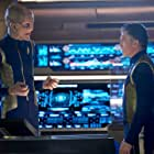 Doug Jones and Anson Mount in Star Trek: Discovery (2017)
