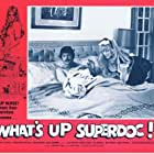 Anna Bergman and Christopher Mitchell in What's Up Superdoc! (1978)