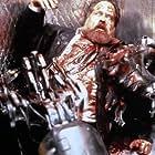 William Hootkins in Death Machine (1994)