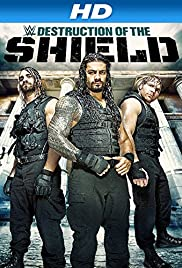 Journey to SummerSlam: The Destruction of the Shield Poster