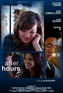 Koko elokuva ilman latausta After Hours (2013) [4k] [QuadHD], Lannie Barcelon