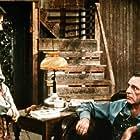 Richard Burton and Tatum O'Neal in Circle of Two (1980)