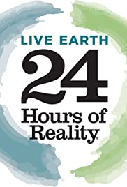 24 Hours of Reality and Live Earth: The World Is Watching Poster