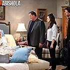 Christine Ebersole, Billy Gardell, Maribeth Monroe, and Matt Jones in Bob Hearts Abishola (2019)