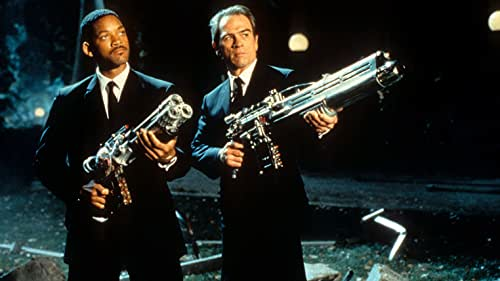 Dates in Movie & TV History: March 2, 1961 - Men in Black Make First Contact