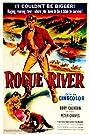 Rogue River (1951) Poster