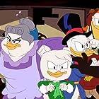 David Tennant, Toks Olagundoye, Bobby Moynihan, and Beck Bennett in Quack Pack! (2020)