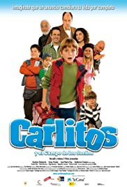 Carlitos y el campo de los sueños Poster