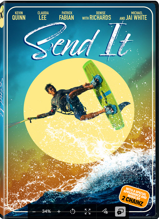 Download Send It! (2021) WebRip 720p Full Movie [In English] With Hindi Subtitles Full Movie Online On 1xcinema.com