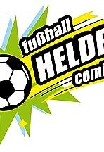 Fußball Helden Comic