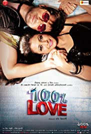 100% Love Poster