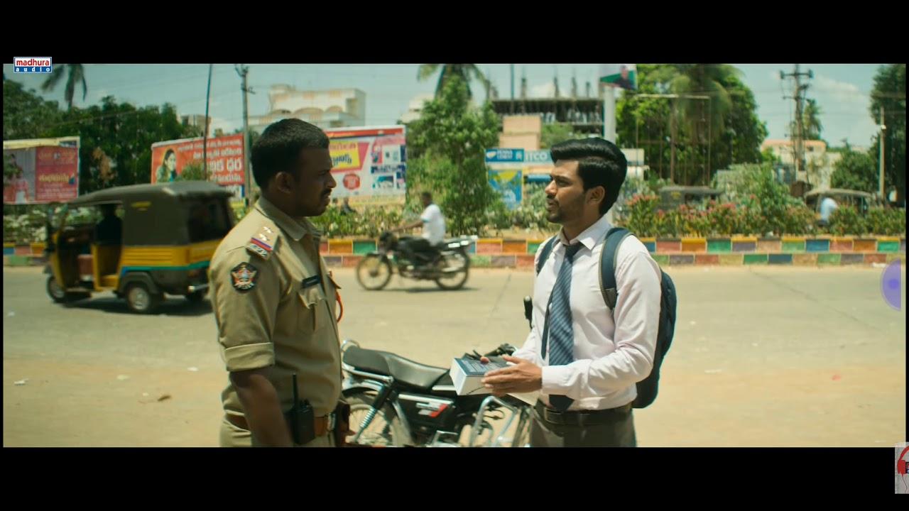 Naveen Polishetty in Agent Sai Srinivasa Athreya (2019)