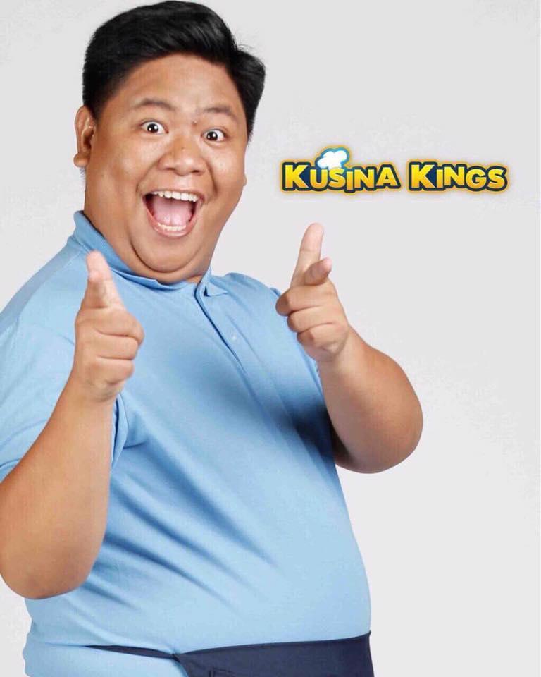 Nonong Ballinan in Kusina Kings (2018)