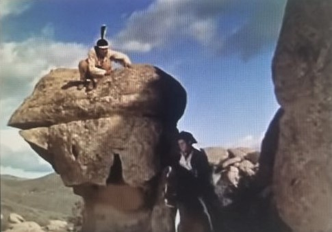 Five Guns West (1955)