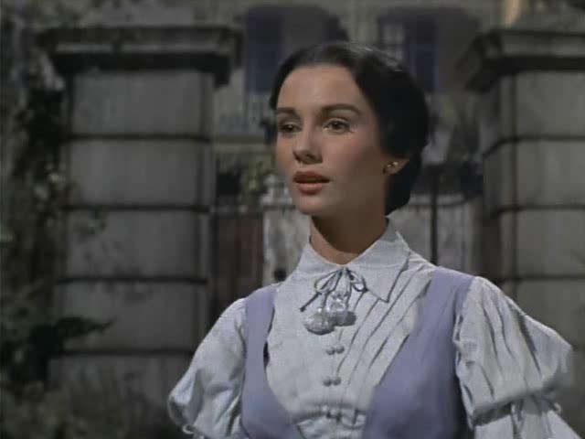 Maggie McNamara in Prince of Players (1955)