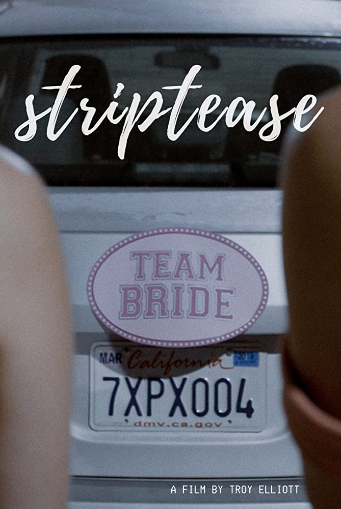 Label strip tease your